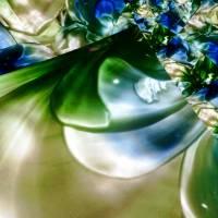 Blütentraum - Digital-ART - Kunstwerk 1/10 – Design  Ulrike Kröll Bild 4