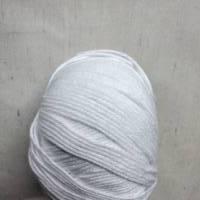 50g Lang Yarns Baby Cotton, Fb1, weiß, Baumwolle, biologischer Anbau, LL 180m Bild 3