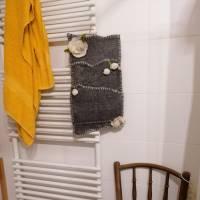 Wandorganizer handgefilzt-Shabby Style Bild 5