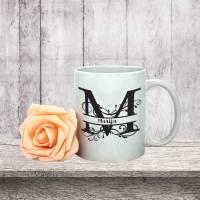 Tasse veredelt personalisiert mit deinem Namen Bild 1