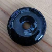 Donut, Onyx, 3 cm Durchmesser, (DO1)  Bild 1