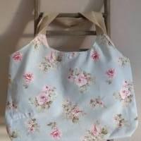 Einkaufstasche - Shopper - Schultertasche - Markttasche - Strandtasche - Shoppingbag - XL Tasche - VW Bulli Bild 1