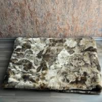 Hundesack, Hundeschlafsack, Hundedecke, Hundekuschelsack aus Kunstfell  Bild 2