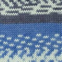 (100g/7,95€) Pro Lana Fjord Socks 184 blau Color 100 g  Bild 2