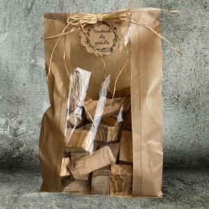 100% Olivenholz Chunks zum Räuchern - 1kg BBQ Smoker Bild 2