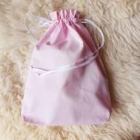 Set * fünfteilig * für Meditation / Yoga aus Baumwolle * rosa Zweige * bestehend aus Augen- und Klangschalenkissen usw. Bild 2