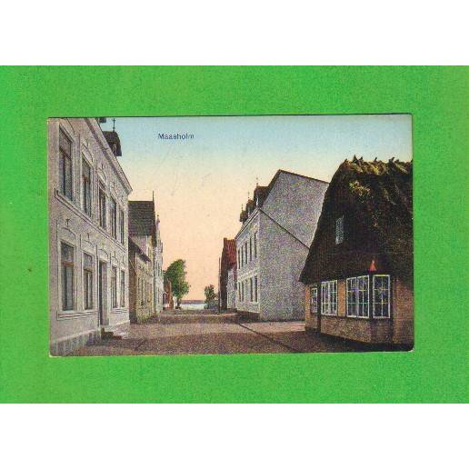 AK - Ansichtskarte - Schleswig - Maasholm - coloriert - ungelaufen Bild 1