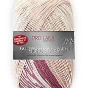 (100g/7,95€) Pro Lana Fjord Socks 189 rosa Color 100 g  Bild 1