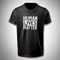 T-Shirt 'Human lives Matter' Bild 1