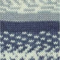 (100g/7,95€) Pro Lana Fjord Socks 191 marine Color 100 g  Bild 2