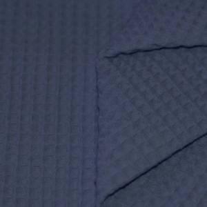 ab 50cm Waffelpiqué - 100% Baumwolle Waffelstoff - Baby Bettwäsche, Lätzchen, Schlafsack, Stirnband Bild 6