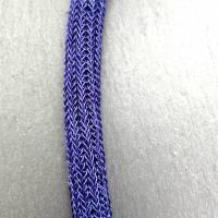 Doppelt drahtgestrickte Schlauchkette, 4-farbig Bild 4