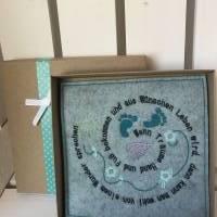 Geldgeschenk, Geschenkbox, Gutscheinbox, ... Gutschein, Geburt, Taufe, 1. Geburtstag Bild 6