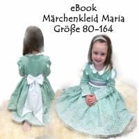 eBook Märchenkleid Maria Gr. 80-164 Bild 1
