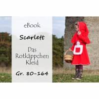 eBook Scarlett Das Rotkäppchenkleid Gr. 80-164 Bild 1