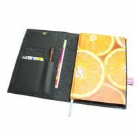 Organizer für Din A5 Kalender Ringbuch Notizbuch Wollfilz Filz Leder Farbwahl / Geschenk für Sie / Geschenk für Ihn Bild 1