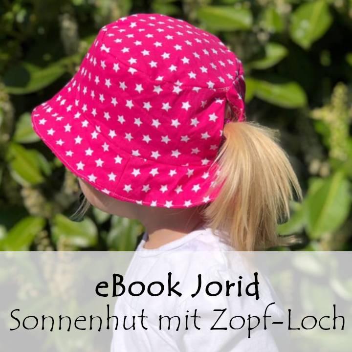 eBook Sonnenhut Jorid mit Zopf-Loch Bild 1