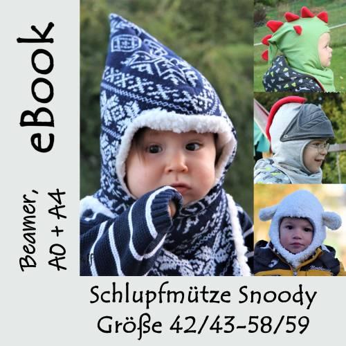 eBook Schlupfmütze Snoody 42/43-58/59