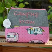 Große Camping Kram Tasche Reiseapotheke  XL Bild 1