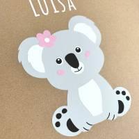 Kindergarten- / Kita-Sammelordner - Portfolioordner personalisiert mit Koala | Portfolio | Ordner | Kitaordner Bild 10