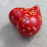 Herzurne BIG LOVE Tierurne Dot Painting 0,5 ltr. - 8 kg Lebendgewicht für den Innenbereich Bild 4