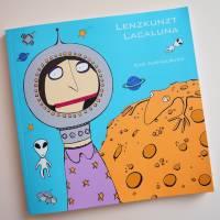 Lenzkunzt Lacaluna Das Ausmalbuch, Malbuch, Coloring Book, Zeichnen, Ausmalen, Frösche und Frauen Bild 1