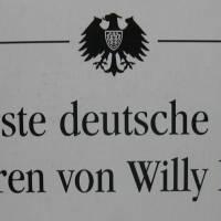 Die erste deutsche Münze zu Ehren von Willy Brand - 5 Münzen Bankfrisch Bild 1