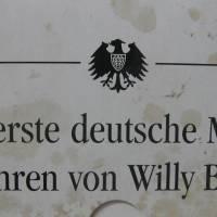 Die erste deutsche Münze zu Ehren von Willy Brand - 5 Münzen Bankfrisch Bild 4