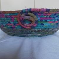 Rope Bowl, Seilschale rund  Bild 5