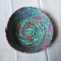 Rope Bowl, Seilschale rund  Bild 6
