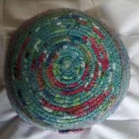Rope Bowl, Seilschale rund  Bild 7