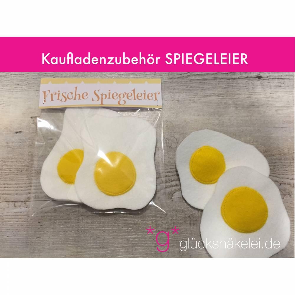 Kaufladenzubehör SPIEGELEIER  Kinderküche/Kaufmannsladen/Zubehör für Kaufladen Bild 1