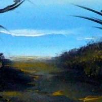 Strandimpressionen – Original Ölmalerei auf Leinwand - Unikat Bild 3