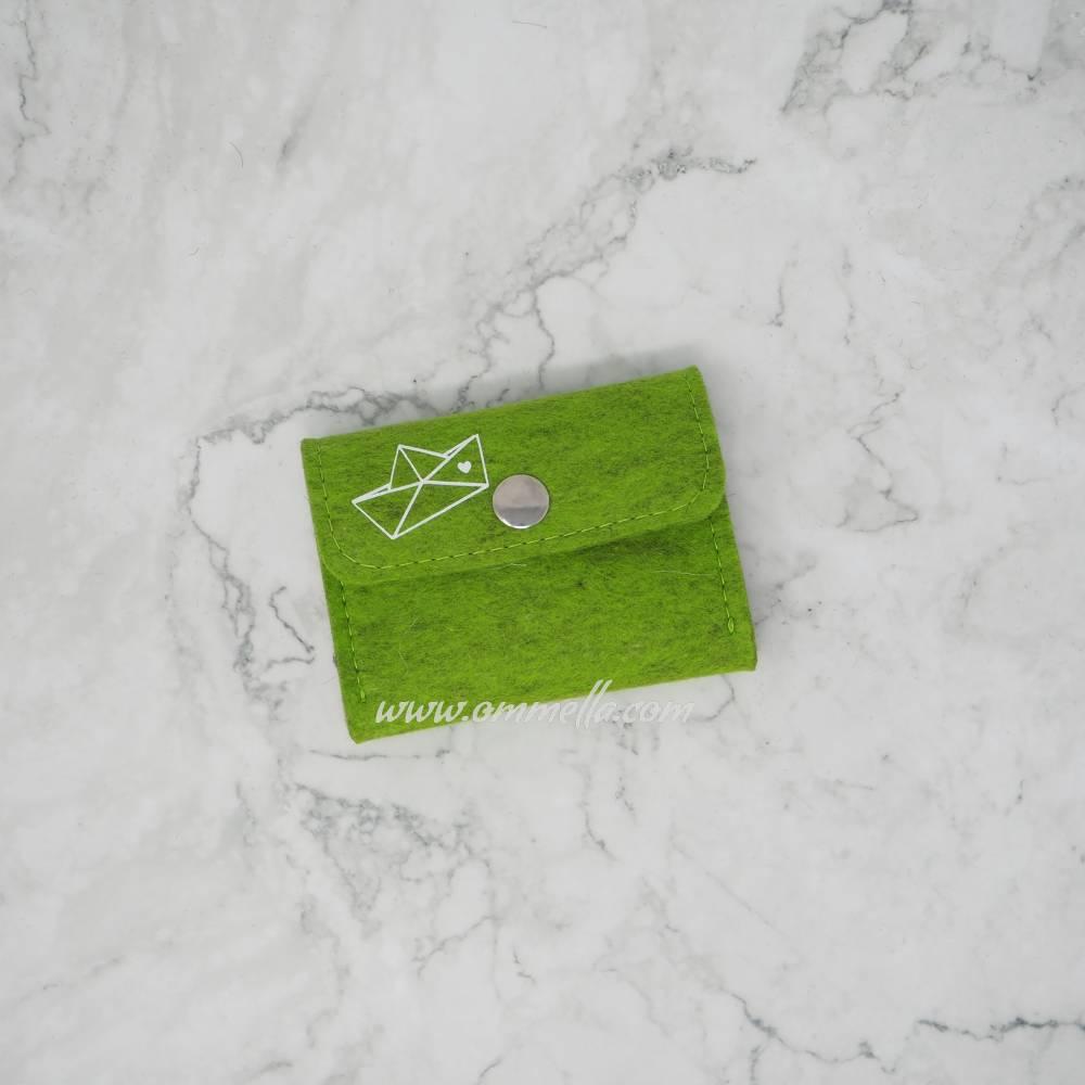 Mini-Geldbeutel Bild 1
