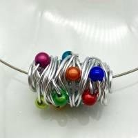 Set Tutti i colori Kette Armband Anhänger Bild 2