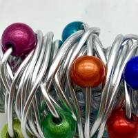 Set Tutti i colori Kette Armband Anhänger Bild 4