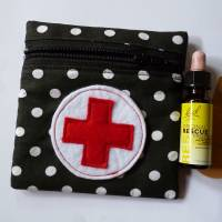 Erste Hilfe Täschchen, Notfalltäschchen, Pflastertäschchen, Globulitäschchen, Tasche, 1.Hilfe, Wandern, Outdoor Bild 2