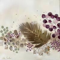 """""""Spring 21"""" 40 x 40 cm Acrylbild  Bild 1"""
