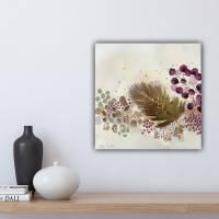 """""""Spring 21"""" 40 x 40 cm Acrylbild  Bild 2"""