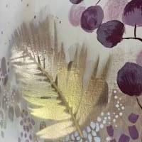 """""""Spring 21"""" 40 x 40 cm Acrylbild  Bild 4"""