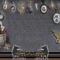 Tierhaarschmuck Tierhaar Andenken Tierhaar Ring Asche Fell 925 Sterling Solitär Ring personalisierter Glücksbringer Bild 5