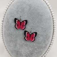 Ohrringe Schmetterlingsflügel Lace  Bild 2