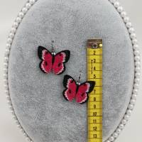 Ohrringe Schmetterlingsflügel Lace  Bild 3