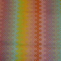 10,30 EUR/m Stoff Baumwolle Ornamente / Kreise bunt Bild 3