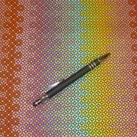 10,30 EUR/m Stoff Baumwolle Ornamente / Kreise bunt Bild 6