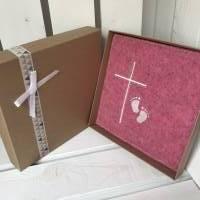 Geldgeschenk, Geschenkbox, Gutscheinbox, ... Gutschein, Geburt, Taufe, 1. Geburtstag Bild 3