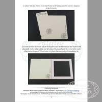 "Plottdatei Faltkarte ""Mona"" im SVG-Format Bild 10"