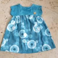 Kleid Sommerkleid Jersey Staghorn Größe 98 bio Bild 1