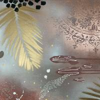 """""""CRAZY WILD BERRIES"""" 60 x 80 cm Acrylbild  Bild 4"""