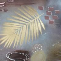 """""""CRAZY WILD BERRIES"""" 60 x 80 cm Acrylbild  Bild 5"""